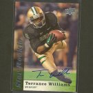 TERRANCE WILLIAMS 2013 Upper Deck Star Rookie Autograph RC - Cowboys & Baylor Bears
