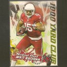 MICHAEL FLOYD 2014 Topps 1000 Yard Club - Cardinals & Notre Dame Fighting Irish