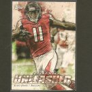 JULIO JONES 2014 Topps Greatness Unleashed - Falcons & Alabama Crimson Tide