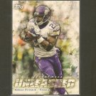 ADRIAN PETERSON 2014 Topps Greatness Unleashed - Vikings & Oklahoma Sooners