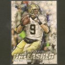 DREW BREES 2014 Topps Greatness Unleashed - Saints & Purdue Boilermakers