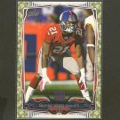 DOMINIQUE RODGERS-CROMARTIE 2014 Topps Camo/Camoflauge #54/399 - NY Giants & Tennessee State