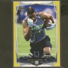 LOUCHIEZ PURIFOY 2014 Topps Gold Border Rookie RC #986/2014- Colts & Florida Gators