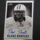 BLAKE BORTLES 2014 Leaf Originals Rookie Autograph RC - Jaguars & UCF Knights