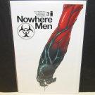 NOWHERE MEN Comic Book#3 First Print 2013 Image Comics - Eric Stephenson