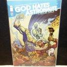 GOD HATES ASTRONAUTS Comic Book #1a First Print Image - Ryan Browne