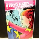 GOD HATES ASTRONAUTS Comic Book #2b First Print Image - Ryan Browne