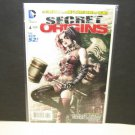 SECRET ORIGINS #4 DC Comics - FIRST PRINT - Harley Quinn, Joker