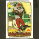 ERIC BERRY 2014 Topps Chrome Refractor - KC Chiefs & Tennessee Volunteers