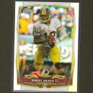 ROBERT GRIFFIN III 2014 Topps Chrome Refractor - Redskins & Baylor Bears