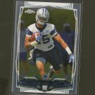 DEVIN STREET 2014 Topps Chrome Rookie RC Dallas Cowboys & Pitt Panthers