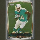 JARVIS LANDRY 2014 Topps Chrome Rookie RC - Dolphins & LSU Tigers