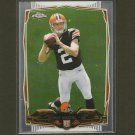 JOHNNY MANZIEL 2014 Topps Rookie RC - Browns & Texas A&M Aggies