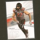 JACE AMARO 2014 Upper Deck SP Authentic Rookie RC - NY Jets & Texas Tech Red Raiders