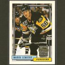 MARIO LEMIEUX 2000-2001 Topps Commemorative Series Reprint- Pittsburgh Penguins