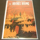 RACHEL RISING #12 - FIRST PRINT Abstract Studios Comic by Terry Moore