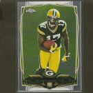 DAVANTE ADAMS 2014 Topps Chrome Rookie RC - Packers & Fresno State