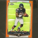 Ka'DEEM CAREY 2014 Topps Chrome ORANGE Refractor Rookie RC - Bears & Arizona Wildcats