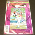 HARLEY QUINN & 2014 Joker Comic Book #1 Futures End Lenticular Cover DC Comics - New 52