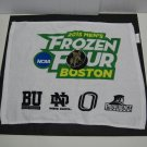 2015 NCAA Hockey FROZEN FOUR LOGO Souvenir Towel  - Denver,Providence,Boston University,North Dakota