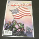 JUSTICE LEAGUE of AMERICA 2014 Comic Book #1- DC Comics New 52 - Batman,Superman,Wonder Woman,Flash