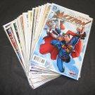 DC New 52 HARLEY MONTH Variant Set of 22 Batman,Harley Quinn,Flash,Superman,Wonder Woman