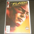 The FLASH #1- DC Comics New 52 - TV Series - Season Zero