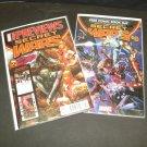 SECRET WARS #0 FCBD & Free Previews Marvel Comics 2015 Not Stamped - Spiderman, Thor