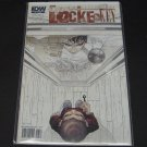 Locke & Key 2011 CLOCKWORKS #3 Dealer Incentive Variant - FIRST PRINT - IDW Comics - Joe Hill