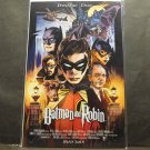 BATMAN and ROBIN Comic Book #40 Movie Poster Variant Cover DC Comics New 52 - Harry Potter