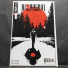 BLOODSHOT: Reborn #1 - 2015 FIRST PRINT Variant Cover B - Jeff Lemire Valiant Comics