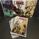 PETER PANZERFAUST Image Comic Book Run/Lot/Set #1 2 3 4 5-23 Signed by Kurtis Wiebe, Jenkins