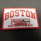 2015 Boston University BU Terriers NCAA Hockey - Agganis Arena Commemorative Patch - Jack Eichel