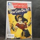WONDER WOMAN 2015 Comic Book #32 Bombshell Variant Cover DC Comics New 52