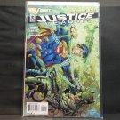 JUSTICE LEAGUE #2 - DC Comics 2011 New 52- Shazam,Superman, Wonder Woman