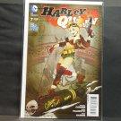 HARLEY QUINN 2015 Comic Book #7 Bombshell Variant Cover DC Comics New 52