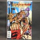 JUSTICE LEAGUE #23.4 Comic Book 3-D Villain 2013 DC Comics New 52 Justice Society