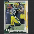 JORDY NELSON 2015 Topps Take it to the House PROMO - Kansas State Wildcats & Packers