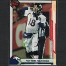 PEYTON MANNING 2015 Topps Take it to the House PROMO - Tennessee Volunteers & Broncos