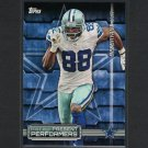 DEZ BRYANT & EMMITT SMITH 2015 Topps Past & Present Performers - Dallas Cowboys