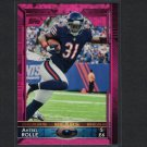 ANTREL ROLLE 2015 Topps Pink Parallel #409/499 - Chicago Bears