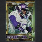 DANIELLE HUNTER 2015 Topps Gold Parallel Rookie RC #/2015 - LSU Tigers & Vikings