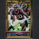 ALFRED BLUE 2015 Topps Gold Parallel Rookie RC #/2015 - LSU Tigers & Texans
