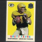 BRETT FAVRE 2015 Topps 60th Anniversary Retro Southern Miss & Packers