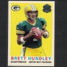 BRETT HUNDLEY 2015 Topps 60th Anniversary Retro Rookie Card UCLA Bruins & Packers