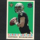 GARRETT GRAYSON 2015 Topps 60th Anniversary Retro Rookie Card Colorado State & Saints
