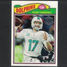 RYAN TANNEHILL 2015 Topps 60th Anniversary Retro Texas A&M & Dolphins