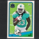 JAY AJAYI 2015 Topps 60th Anniversary Retro Rookie Boise State & Dolphins