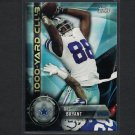DEZ BRYANT 2015 Topps 1000 Yard Club Dallas Cowboys & Oklahoma State