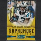 KELVIN BENJAMIN 2015 Score GOLD Sophomore Selections - Seminoles & Carolina Panthers
